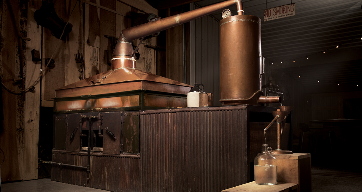 Distilling A New Brand In A New Category