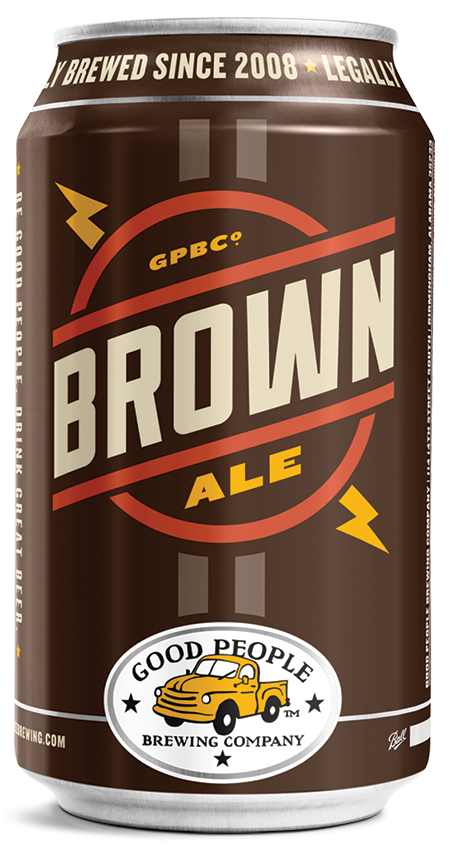 Gpb Brown Can